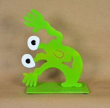 Pop-Art-Monster von Patrick Preller