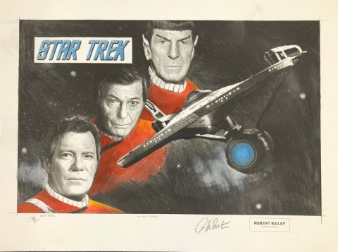 Robert Bailey - Star Trek